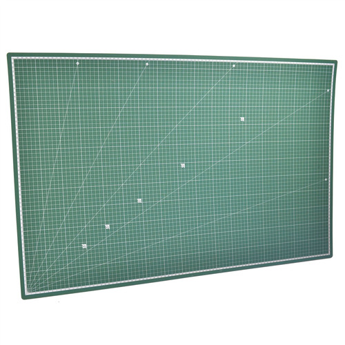 A1,A2,A3&A4 Healing Mat Cutting NonSlip Printed Grid Line Knife Craft Board Set