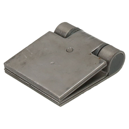 2 Pack Large Steel Butt Hinge Extra Heavy Duty Industrial Quality 76x157mm