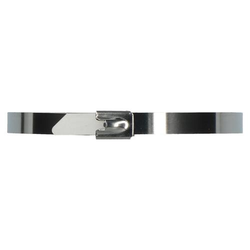 10pc Stainless Steel Metal Cable Ties Zip Ties 300mm x 7.9mm Fasteners