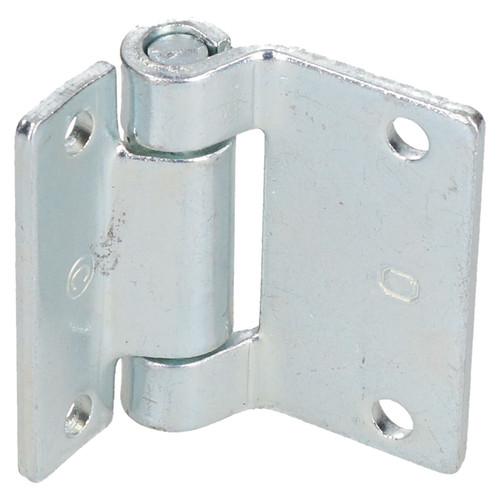 Pressed Steel Hinge Heavy Duty 65x73mm Industrial Door Hatch Locker 4PK