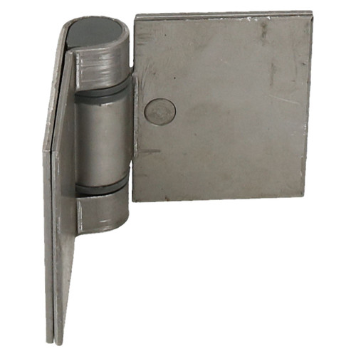Large Steel Butt Hinge Extra Heavy Duty Industrial Quality 76x157mm