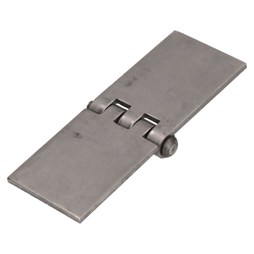 2 Pack Solid Drawn Steel Butt Hinge Extra Heavy Duty Industrial 50x137mm