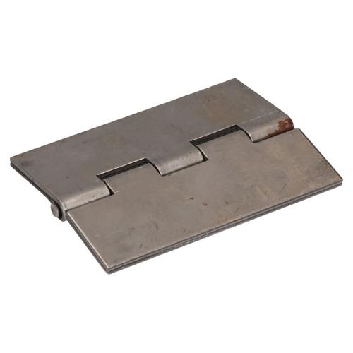 Double Pressed Steel Butt Hinge Heavy Duty Industrial 72x101mm