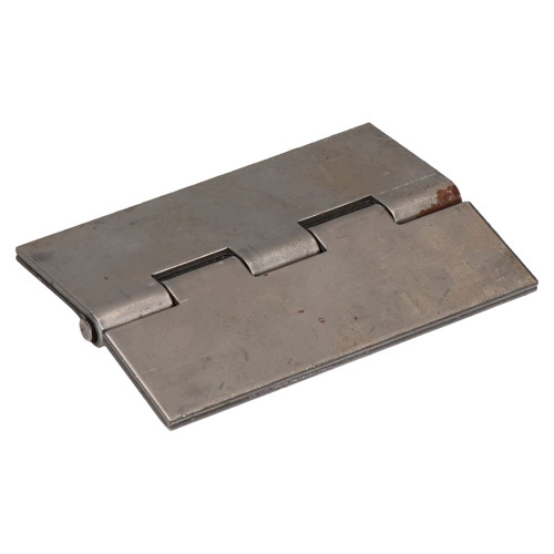 Double Pressed Steel Butt Hinge Heavy Duty Industrial 72x101mm