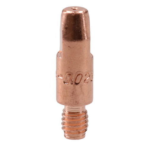 0.6mm Mig Welding Welder Round Contact Tips for MB25 MB36 Euro Torches 10pk