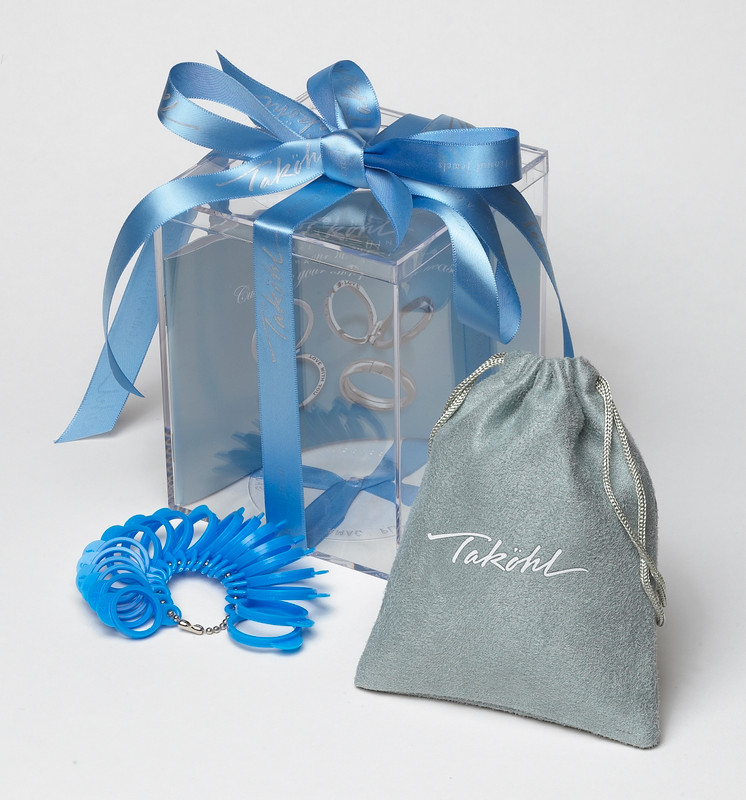 Takohl Treasure Ring GIft Box