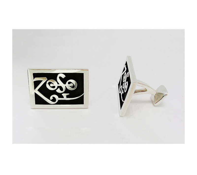 Zoso Led Zeppelin Cufflinks byTakohl
