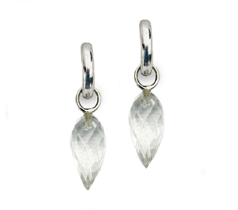 Takohl Iris Earrings