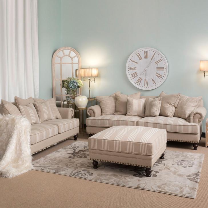Cambridge Sofa - Fabric Lounge