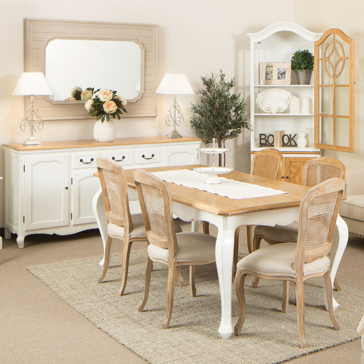 Verona Dining - French Provincial Dining Furniture