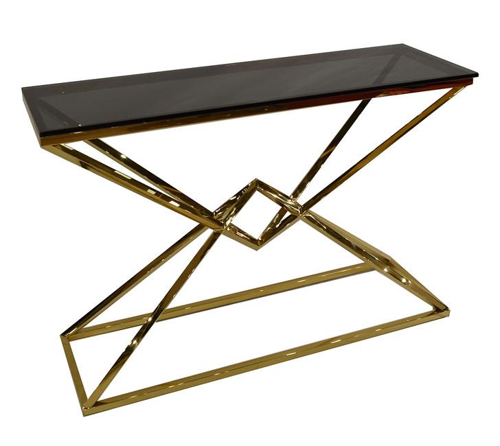 Pyramid Sofa Table - Sofa Table