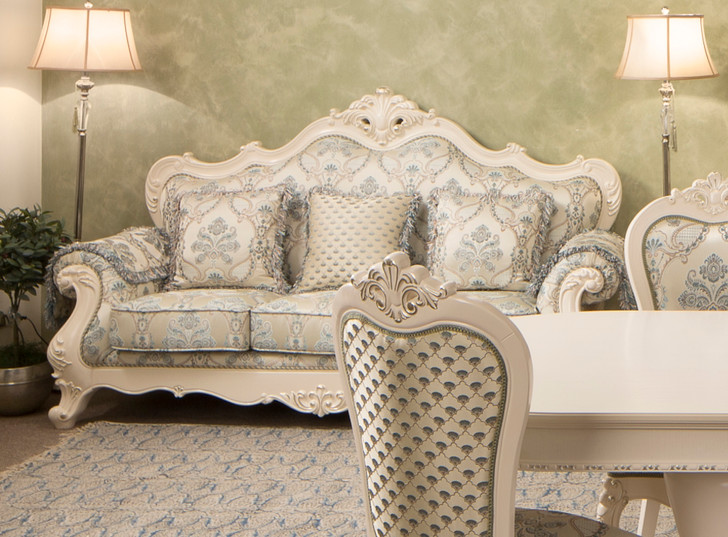 Helene 3 Seater Fabric Lounge Suite