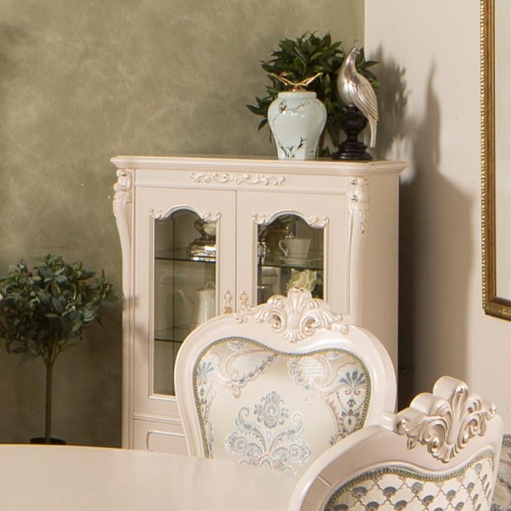 Helene Low Wine Cabinet - Wall Unit