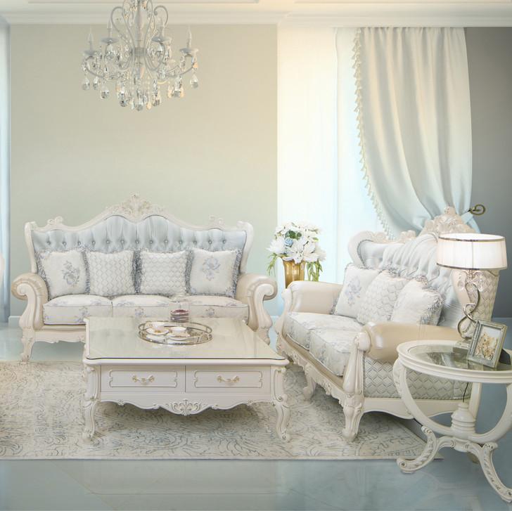 Antoinette Sofa - Fabric Lounge