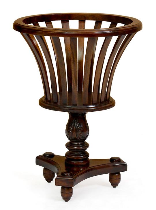 Nolan Flower Basket - Occasional Furniture