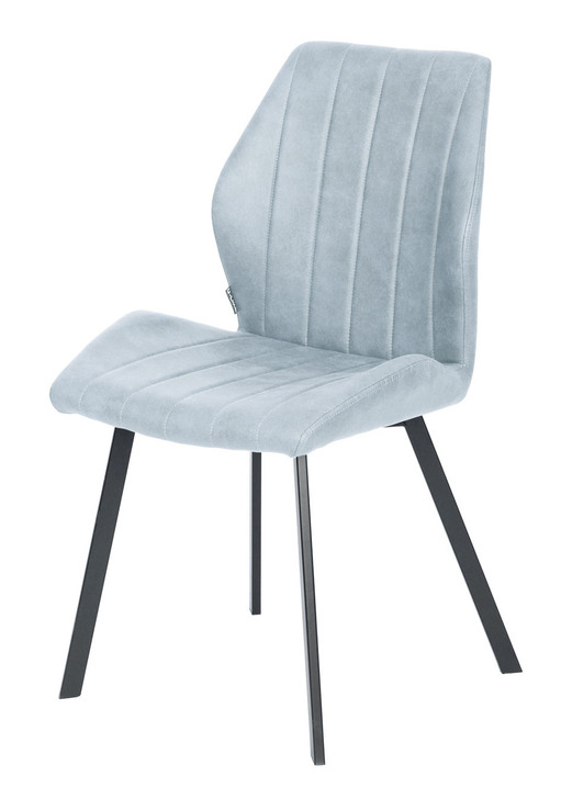 Oliver Soft Grey Dining Chair