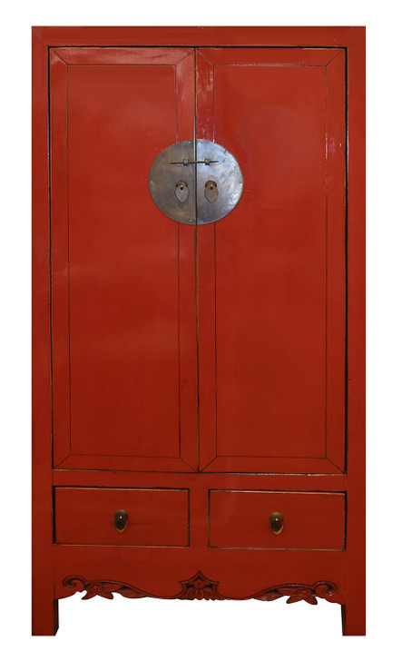 BF-60888 - Handcrafted Chinese Cabinet/Antique