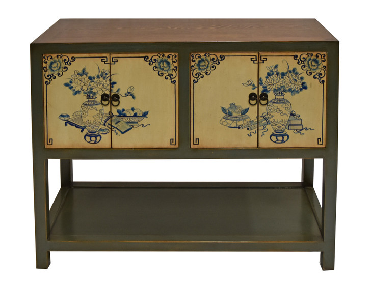 18GZ-07 - Handcrafted Chinese Cabinet/Antique