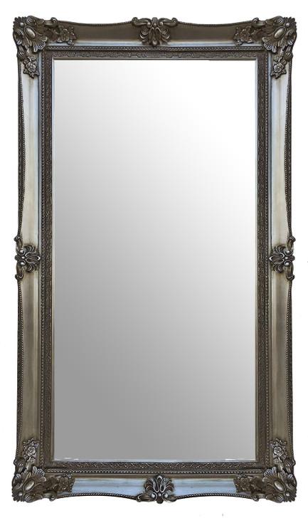 Albert Silver Mirror