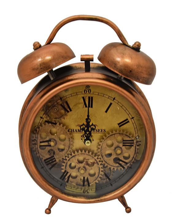 Alarm Gold - Clock