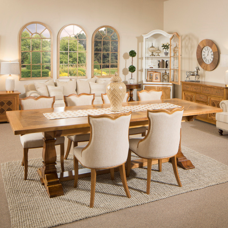 Granada Dining - Rustic Dining Furniture
