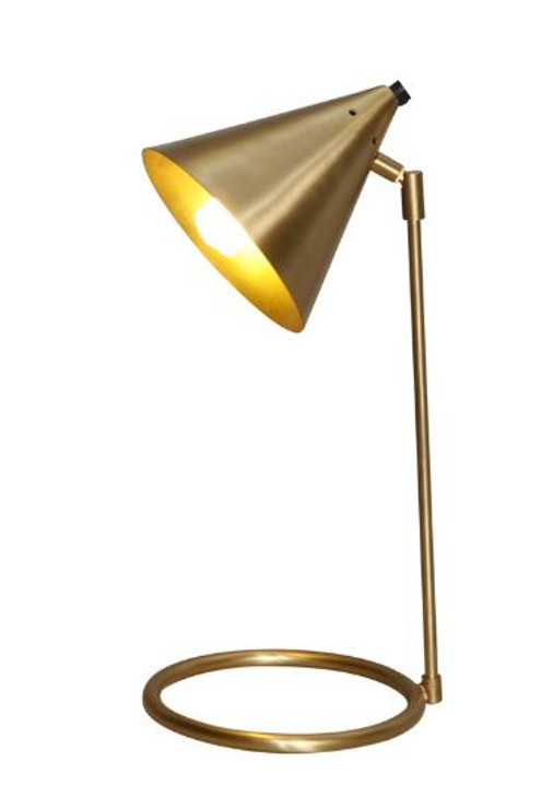 Brass - Table Lamp