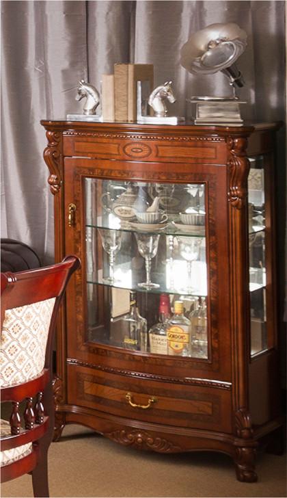 Beethoven Tea Cabinet