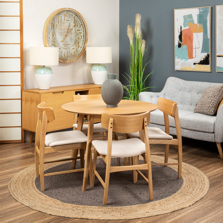 Sammy Contemporary Dining Suite