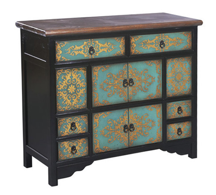 19GZ-03 - Handcrafted Chinese Cabinet/Antique