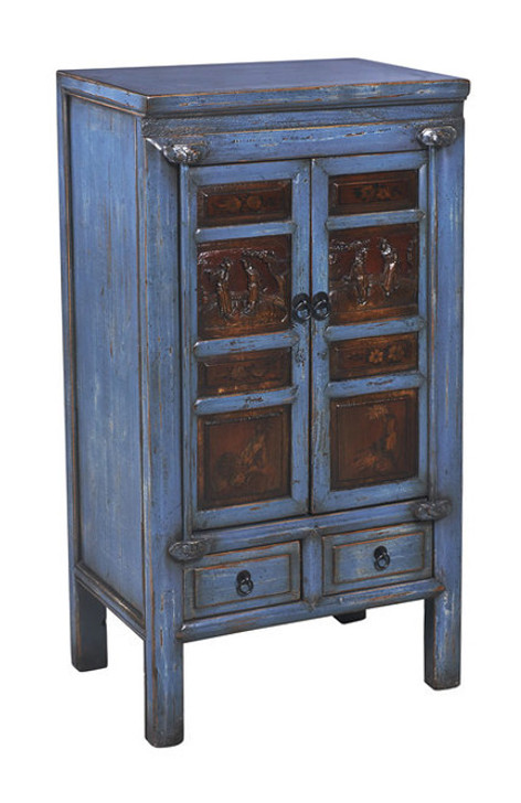 19GZ-20 - Handcrafted Chinese Cabinet/Antique
