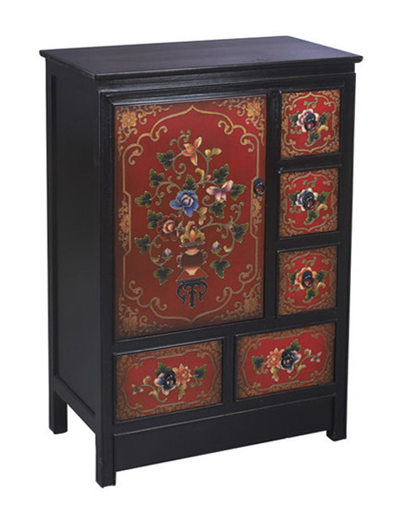 19GZ-28 - Handcrafted Chinese Cabinet/Antique