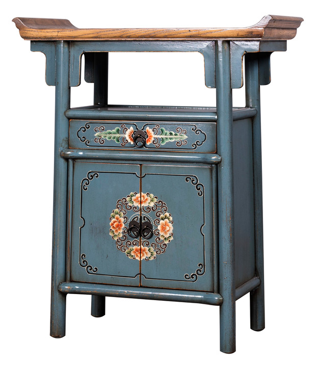 18GZ-24 - Handcrafted Chinese Cabinet/Antique