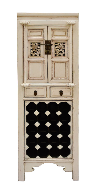 BF-60645 - Handcrafted Chinese Cabinet/Antique