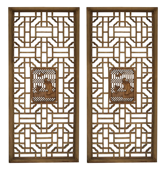 Handcrafted Timber Screens
