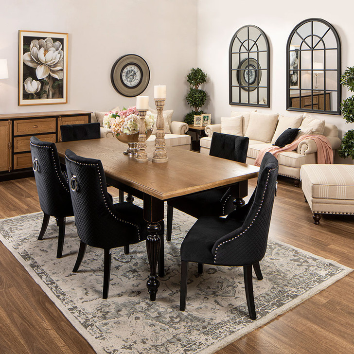 Florence Dining Suite with Cambridge Lounge