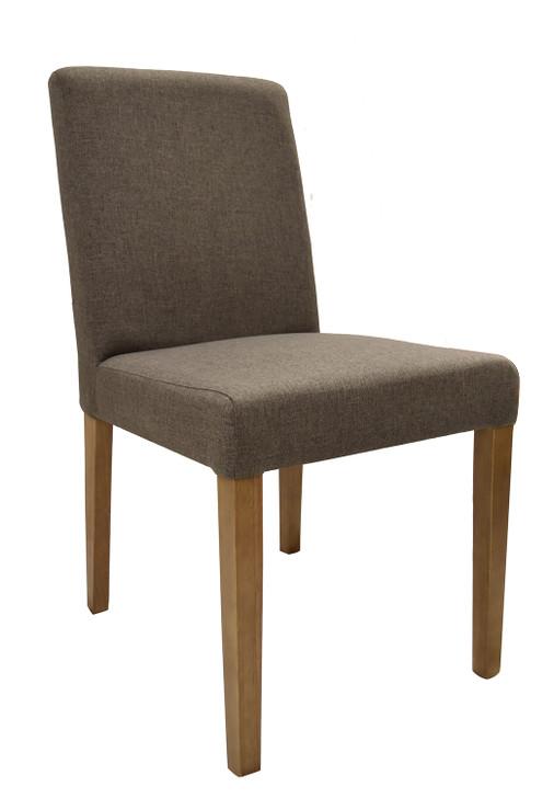 Mali Grey Fabric Dining Chair