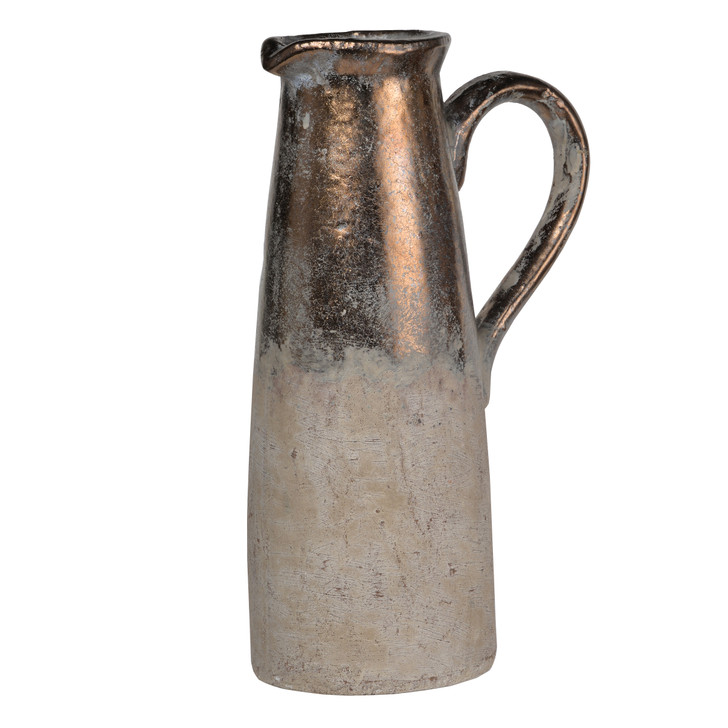 Candia Ceramic Pitcher