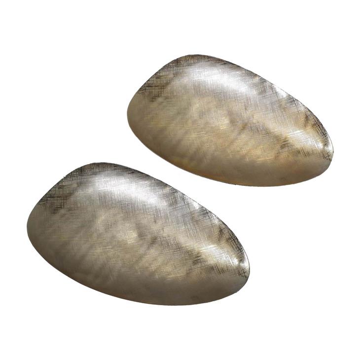 Gold Aluminium Bowls