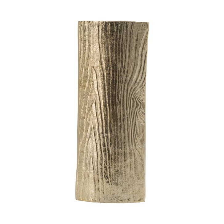 Gold Organic Vase