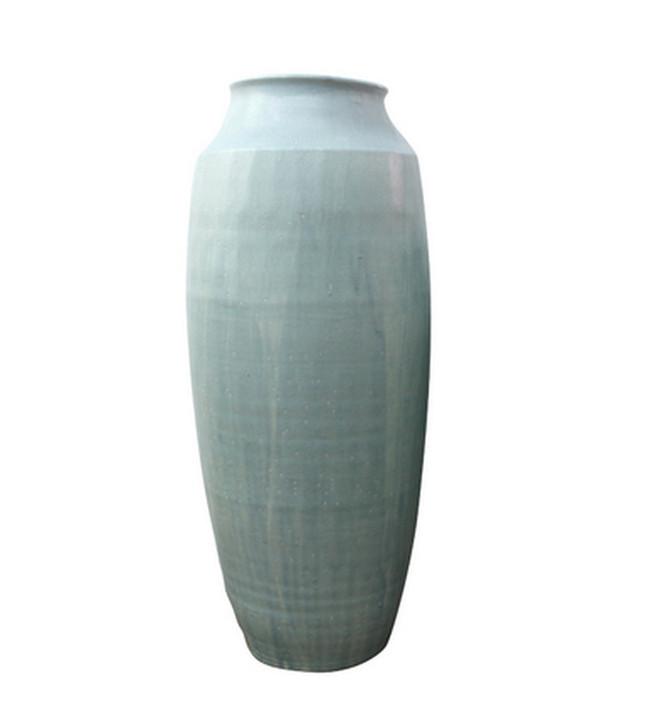 Jaryn Mint Ceramic Jar