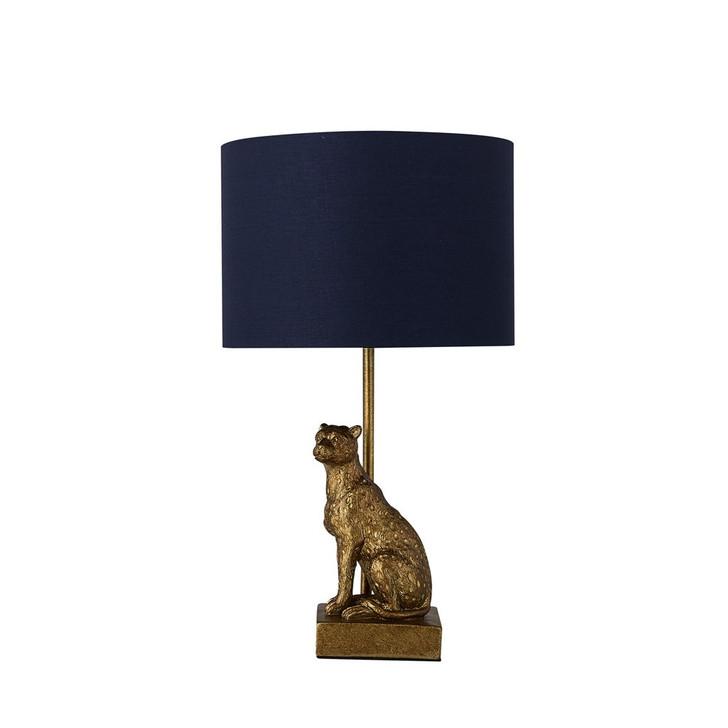 Cheetah Table Lamp