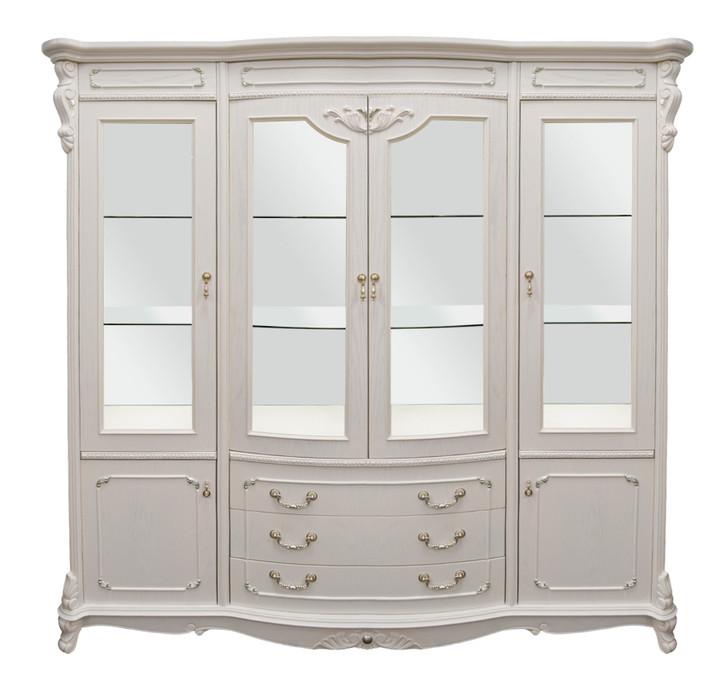 Helene 4 Door Wine Cabinet