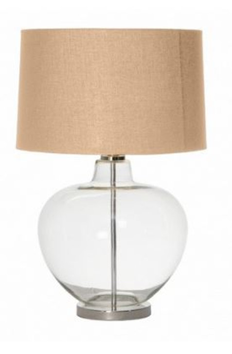 Broad Glass - Table Lamp