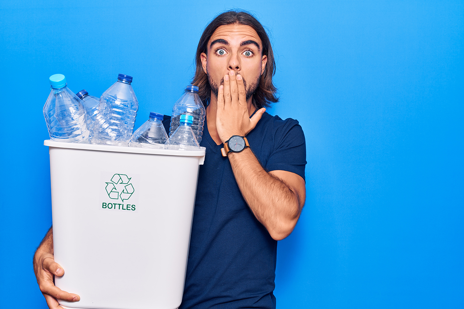 The truth about recycling plastic bottles