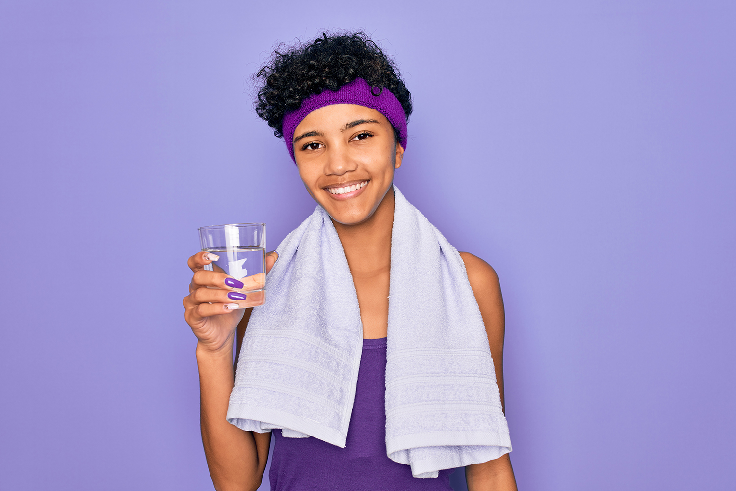 Here are 10 great reasons to drink more water