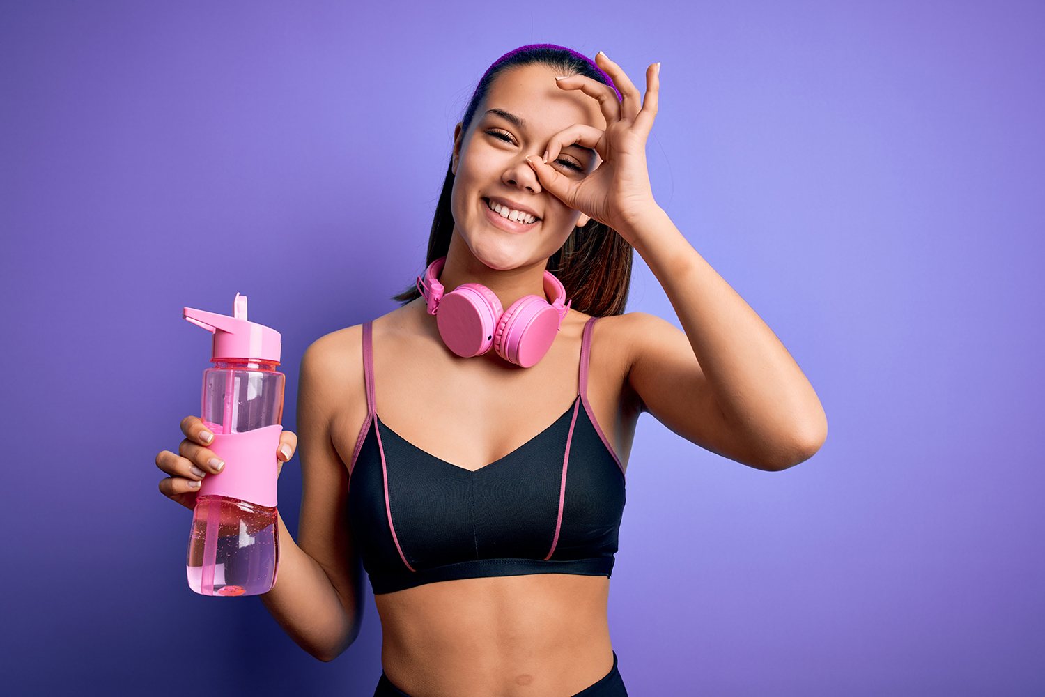 Why purified water is the best exercise fuel