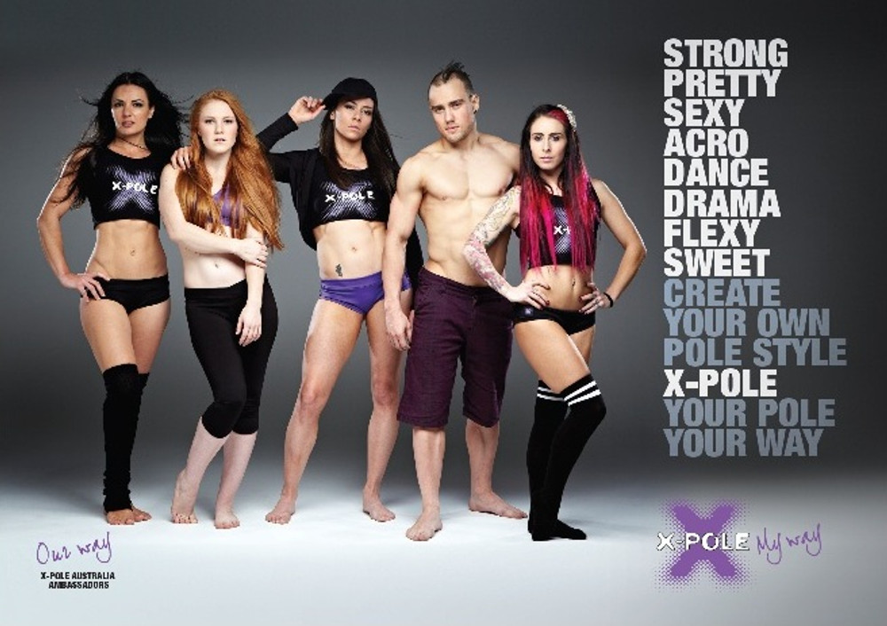 X-POLE Team 'My Way'