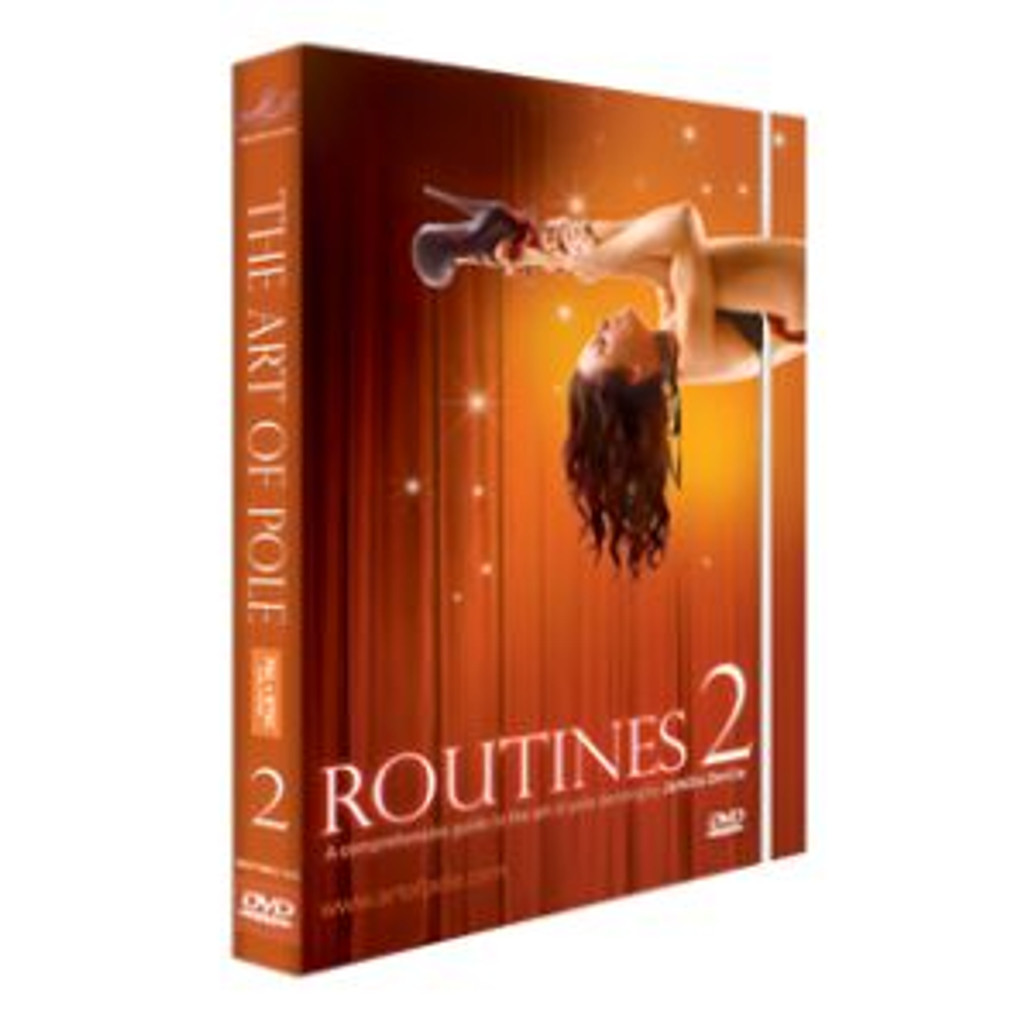 'Instructional - Routines Two by Jamilla Deville - DVD