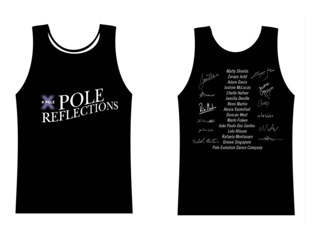 Women's Pole Reflections Limited Edition Tee