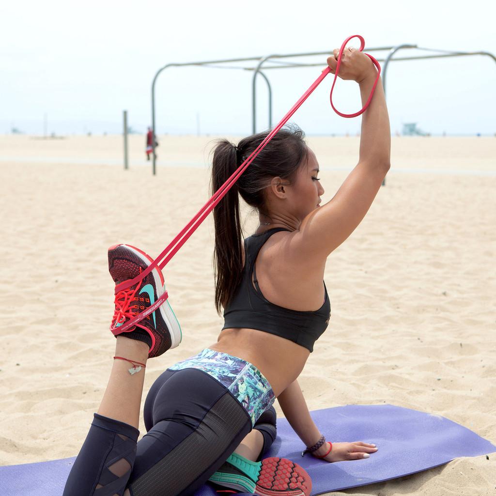 Strength: Pole Fitness LVL2 Resistance band - Medium